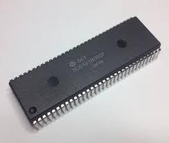 HD64B180ROP - 6Mhz Enhanced Z80 microprocessor