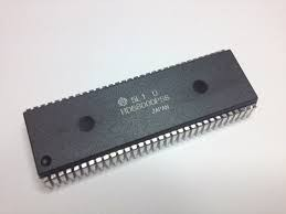 MC68000PS8 Shrink Dip Package Microprocessor