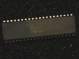 6545 CRT controller