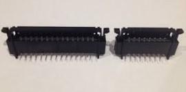 Flat Film / Membrane KB Connectors - 256TC